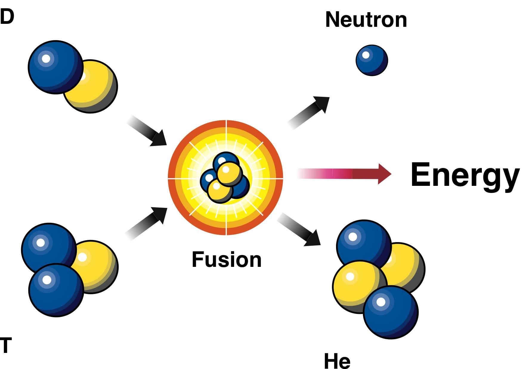 Fusionsreaktion