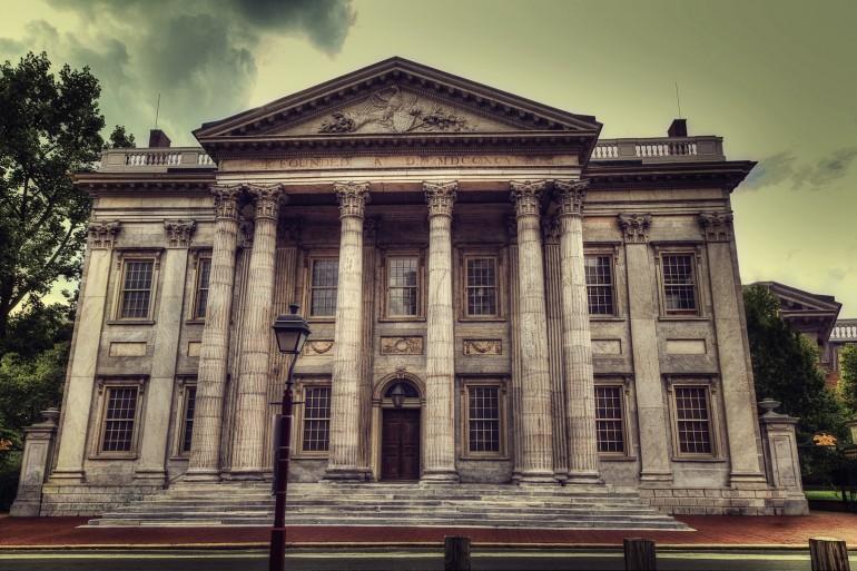 USAs første nationalbank