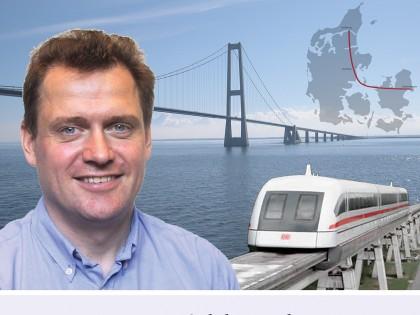 """2007: """"Efter finanskrakket – Magnettog over Kattegat"""""""