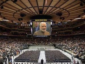 Fra LaRouche-bevægelsen 29. september 2014: <br>Premierminister Modi inspirerer Amerika