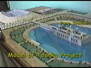 Egyptens Toshka-projekt i nyhederne – El-Sisi opmuntrer ungdommen til at blive landbrugere