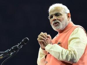 Indiens premierminister Modis tale i NYC <br>den 29. september 2014: engelsk afskrift