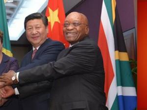 RESOLUTION 22. nov. 2014: <br>USA og Europa må have modet til at afvise <br>geopolitik og i stedet samarbejde med BRIKS