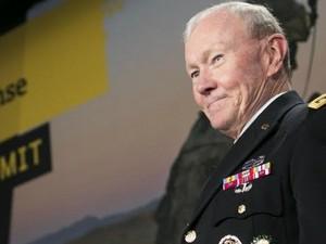 USA: General Dempsey: Regimeskift er ikke min mission