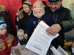 Valg i Donbass fremkalder trusler fra Kiev