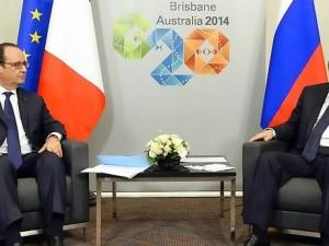 Obama vil gøre Ukraine til temaet på G20-topmødet