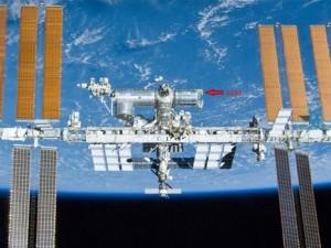 Tysklands Westfalske Fredspris <br>til Den internationale Rumstation