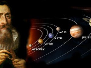 Fra LaRouche-bevægelsen 2. oktober 2014:  <br>Saml kræfterne på Jorden, som Kepler gjorde det for Solsystemet