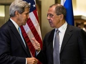 USA bruger mission mod Islamisk Stat til <br>»regimeskift i smug«, siger russisk udenrigsminister Lavrov