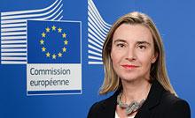 EIR i København udfordrer EU's koordinator <br>for udenrigs- og sikkerhedspolitik over <br>konfrontationspolitikken mod Rusland