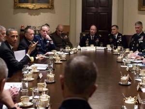 Fra LaRouche-bevægelsen 29. nov. 2014:  <br>Det er BRIKS og New Yorks Win-Win samarbejde vs. Obama <br>og Det britiske Imperiums War-War affolkning