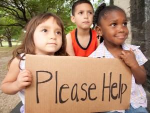 UNICEF: En tredjedel af amerikanske børn lever i fattigdom