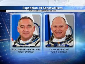 Amerikansk-russisk samarbejde om rumstation burde være modellen <br>for internationale relationer, siger kosmonaut