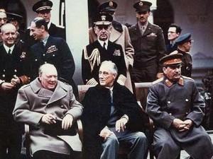 Tema-artikel: FDR's Hurley Memorandum: <br>Befri Iran fra Britisk Imperialisme