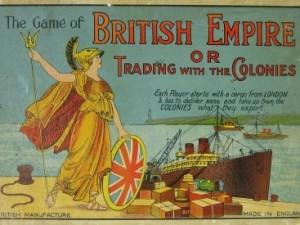 Det anglo-hollandske Imperium er en ondskabens struktur, <br>og menneskehedens eneste, virkelige fjende