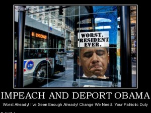 Fra LaRouche-bevægelsen 9. nov. 2014:  <br>Lyndon LaRouche: Med mindre Obama sparkes ud <br>i løbet af weekenden,  er USA færdig