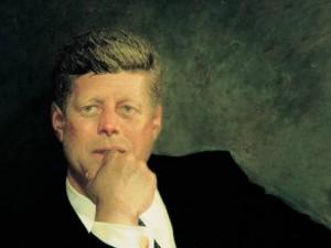 JFK tilbageviste Malthus