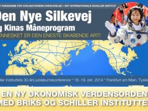 En ny Økonomisk Verdensorden med BRIKS og Schiller Instituttet