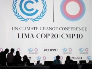 COP20: Indien og Kina taler på vegne af udviklingslande på Klimaændringskonventionen i Lima