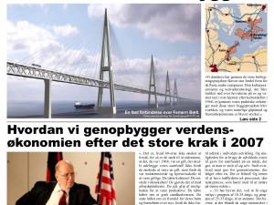 Danmarks fremtidige rolle i verden: Fra Korsfarer til Brobygger. <br>Kampagneavis nr. 2, vinter 2006-07