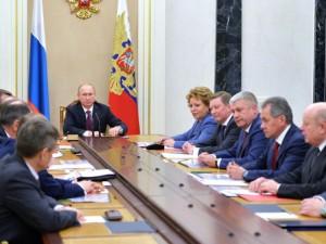 Putin underskriver ny militærdoktrin
