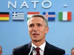 Stoltenberg klager over russiske militærfly nær NATO's grænser