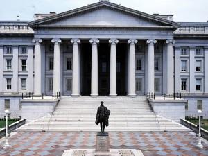 Fra LaRouche-bevægelsen 9. dec. 2014:  <br>Ønsker I virkelig at være bankerot i al evighed? Få USA med i BRIKS!