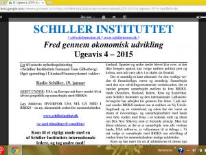 Schiller Instituttets Ugeavis 4 – 2015: <br>BRIKS-nationerne opfylder dr. Martin Luther Kings drøm – <br>Frankrigs Jacques Cheminade: Lad os ikke forpasse dette øjeblik