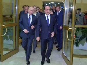 Europa: En franko-russisk alliance er under udvikling