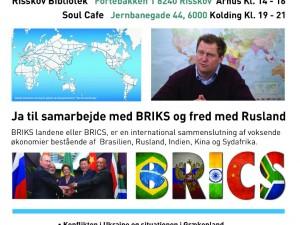 PARADIGMESKIFT I DANMARK: <br>Lydfiler fra Tom Gillesbergs møder <br>i Aarhus og Kolding lørdag den 21. februar