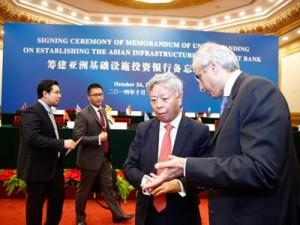 Obama forsøger at begrænse skaderne <br>– vil gennemtvinge »fælles finansiering« mellem AIIB og IMF/Verdensbanken