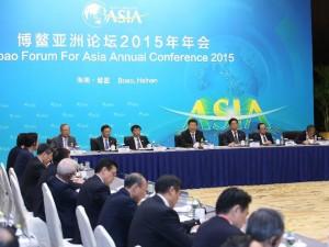 Boao Forum for Asien 2015:  <br>Præsident Xi Jinpings hovedtale: Tilskynder til opbygning af  <br>'Et samfund med en fælles bestemmelse'