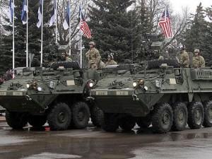 EIR: Krigsfremstød mod Rusland: <br>Briterne og Obama vil udstationere militær til Ukraine