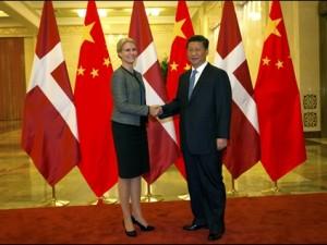 SÅ GIK DANMARK MED I AIIB!  <br>Danmark anmoder om optagelse i Asiatisk Infrastruktur-Investeringsbank <br>som det første nordiske, grundlæggende medlem