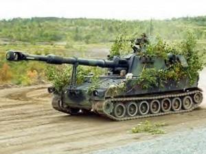 Stop 3. Verdenskrig:  De første amerikanske tropper ankommer til Ukraine