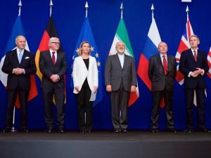 Leder 3. april 2015: LaRouche advarer: <br>Med P5+1 aftale, hvem skal holde saudierne og Bibi i tømme?
