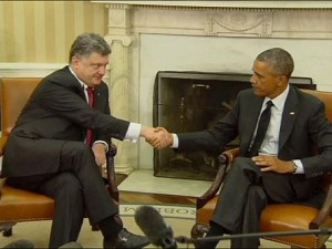 USA's træning af ukrainske nazister begynder
