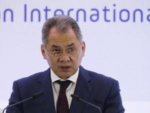 Moskva Sikkerhedskonference:  <br>Russisk forsvarsminister påpeger atomtrussel fra NATO