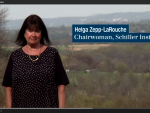 Video: Helga Zepp-LaRouche: <br>Et nyt paradigme for civilisationen (Dansk udskrift)