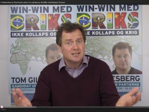 RADIO SCHILLER med kandidat Tom Gillesberg den 8. juni 2015: <br>Revolte i Tyskland imod konfrontation med Rusland
