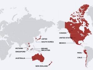 Financial Times indrømmer, TPP's formål er at stoppe Kina og Den nye Silkevej