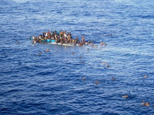 Medlem af den tyske Forbundsdag:  <br>Løs flygtningekrisen med en Marshallplan for Middelhavsområdet