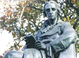 Schiller Statue USA