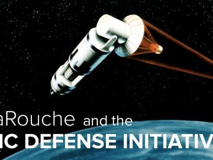 LaRouches Strategiske Forsvarsinitiativ: En amerikansk-sovjetisk aftale for fred og udvikling