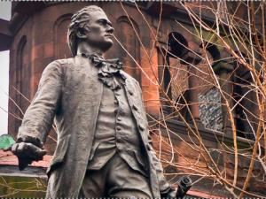 USA: Det kommende overgangs-<br>præsidentskab under Glass-Steagall. <br>Fremtiden hedder Alexander Hamilton