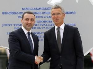 NATO åbner nyt uddannelsescenter i Georgien