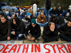 Obama er skyld i flygtningekatastrofen – <br>Det er presserende nødvendigt at få en koalition imod ISIS! <br>Af Helga Zepp-LaRouche
