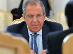 Lavrov leverer forpremiere på Putins tale; angriber Obamas forbrydelser
