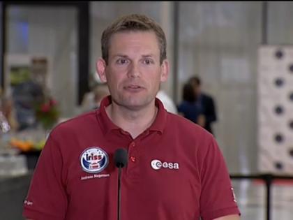 Andreas Mogensen til EIR:  <br>Hvorfor samarbejde med det russiske rumagentur er vigtigt
