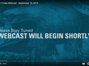 LPAC Fredags-webcast 18. september 2015: <br>Wall Street er død; Glass-Steagall og konkursbehandling nu <br>ISIS kan ikke bekæmpes uden hjælp fra Rusland <br>v/Jeffrey Steinberg